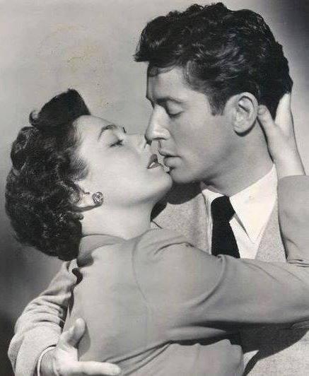 FARLEY GRANGER & RUTH ROMAN