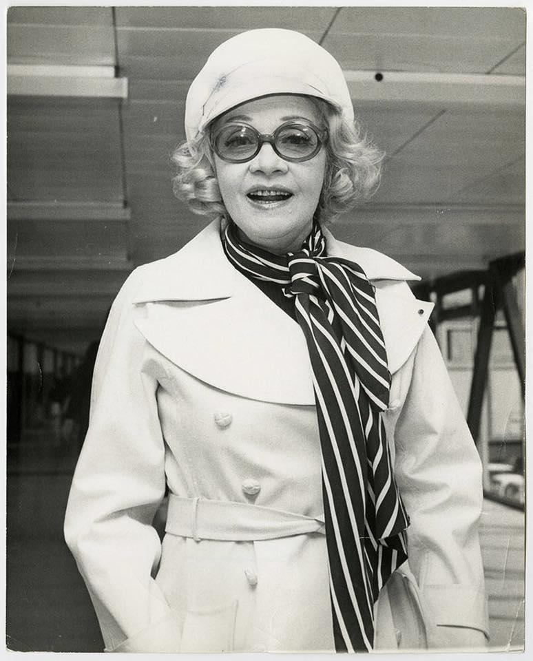 Marlene Dietrich Vintage