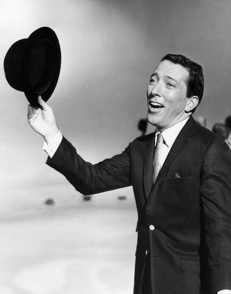 Andy Williams!