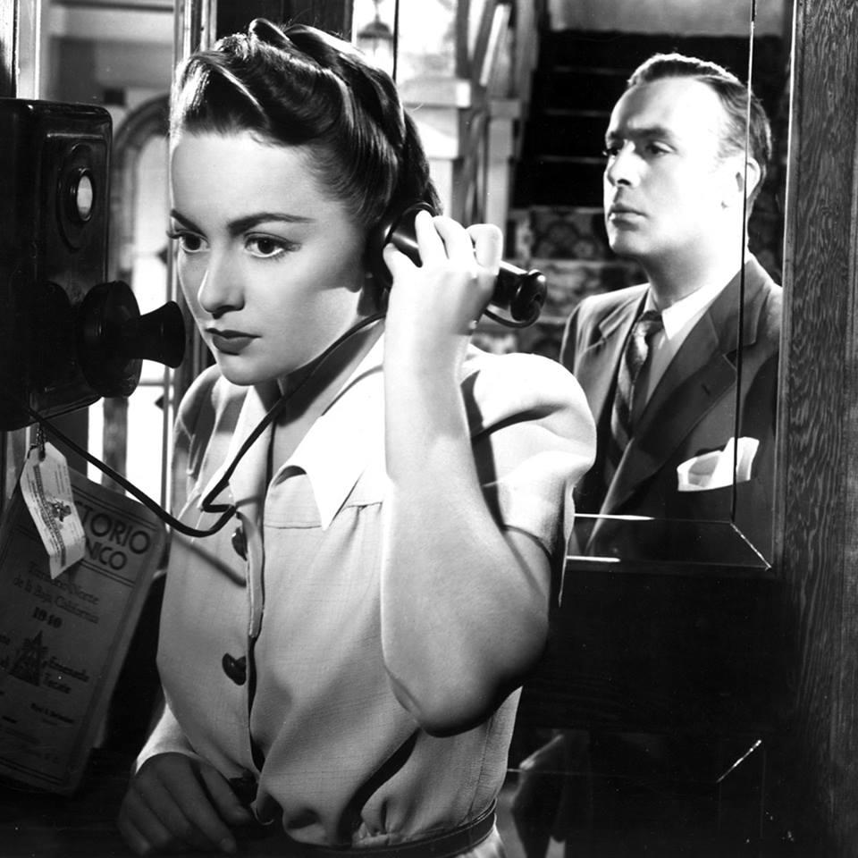 Olivia de Havilland & Charles Boyer