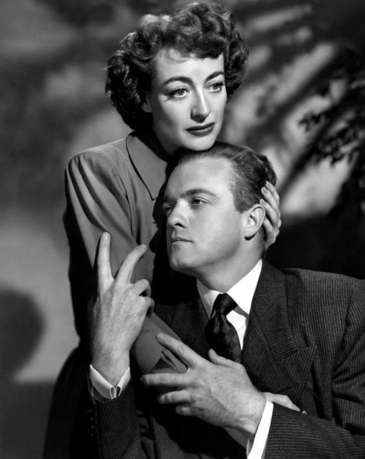 Van Heflin & Joan Crawford