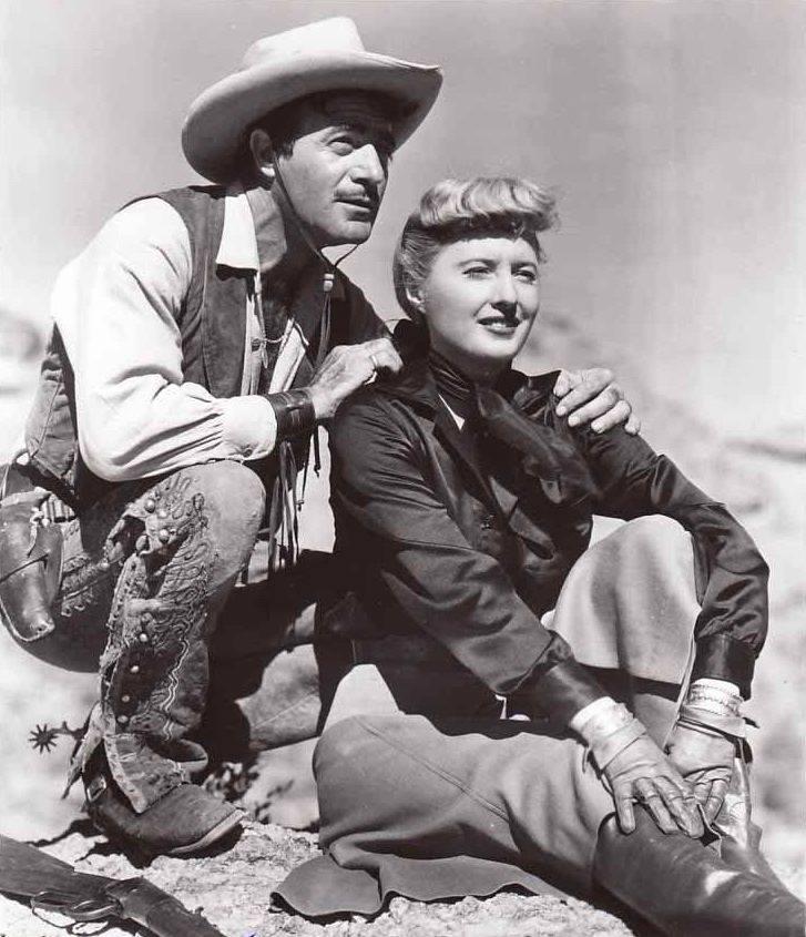 Gilbert Roland & Barbara Stanwyck