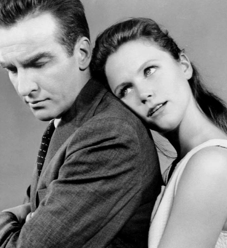 Montgomery Clift & Lee Remick