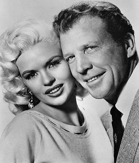 Dan Dailey with Jayne Mansfield