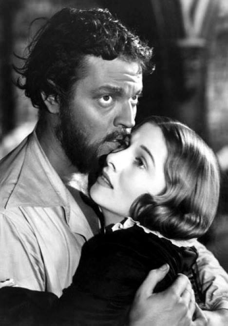 Orson welles & Joan Fontaine