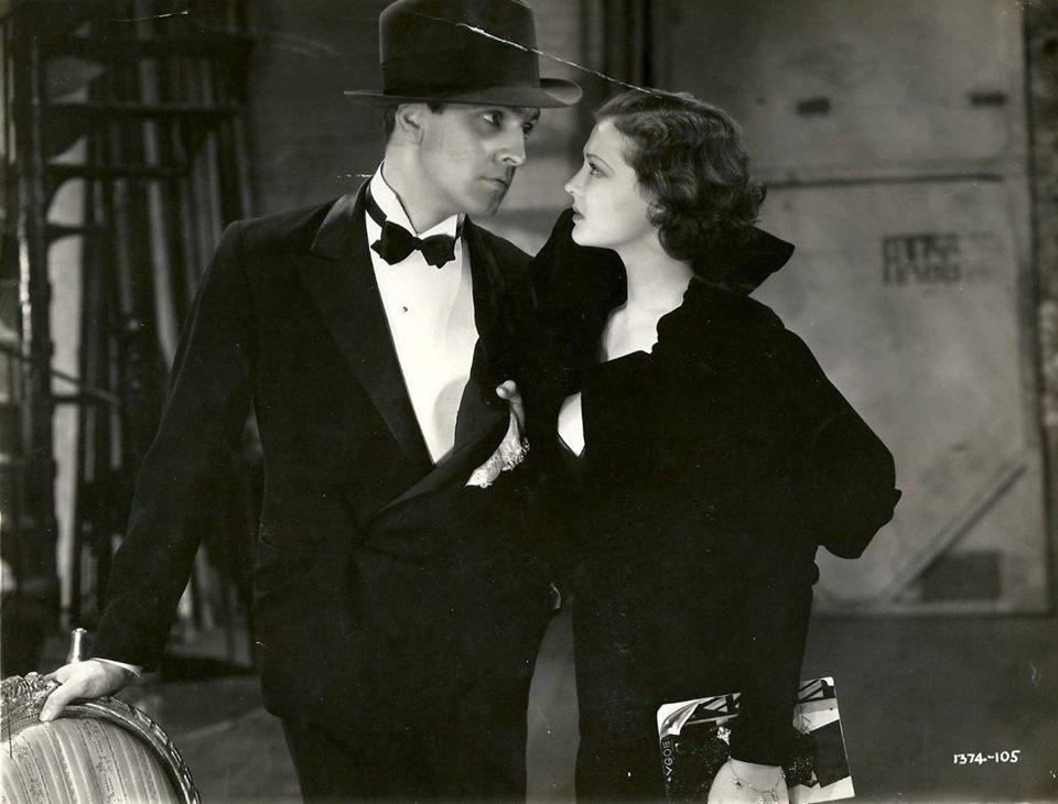 Sylvia Sydney & Cary Grant