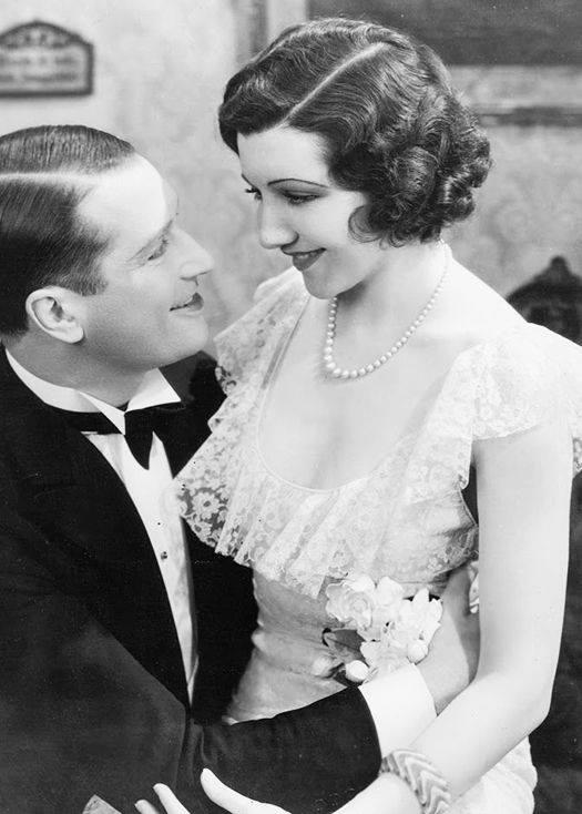 Maurice Chevalier & Claudette Colbert