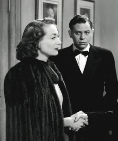 Oscar Levant & Joan Crawford