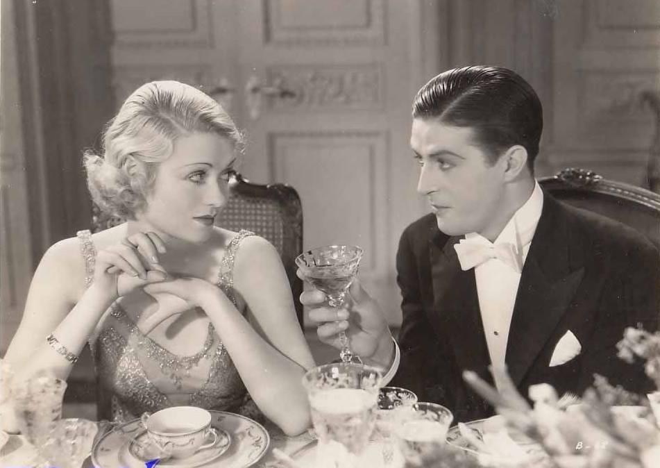 Constance Bennett & Ray Milland