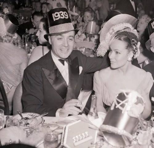 Charles Boyer and Dolores del Río