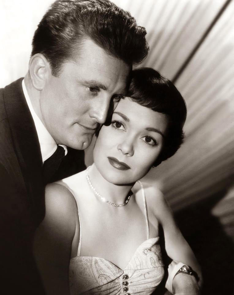Kirk Douglas & Jane Wyman
