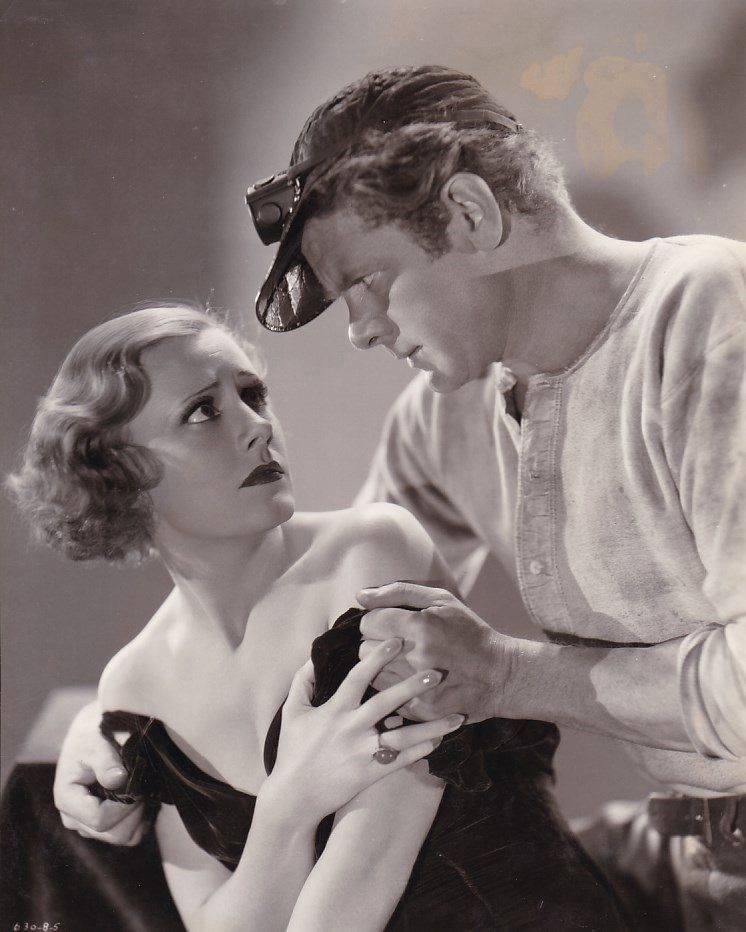 Irene Dunne & Charles Bickford