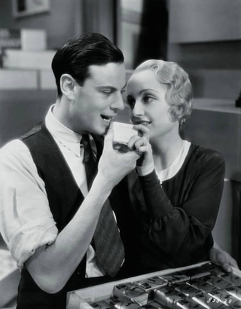 Carole Lombard & Norman Foster