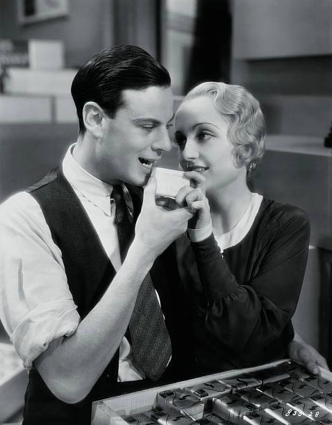 Carole Lombard & Norman Foster