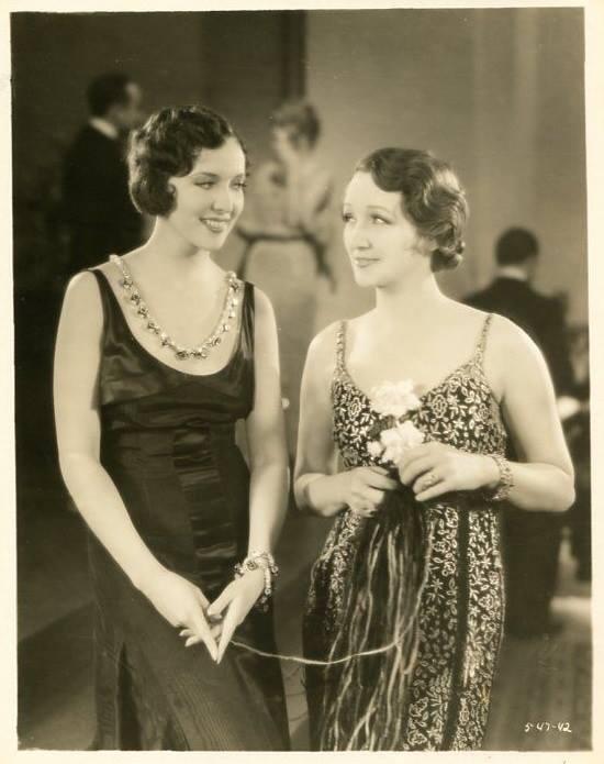 Mary Duncan & Hedda Hopper