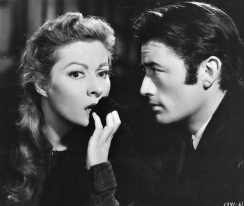 Greer Garson & Gregory Peck