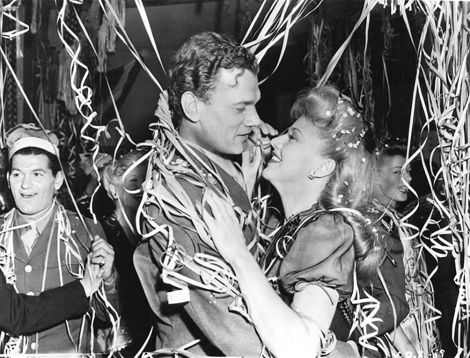 Joseph Cotten & Ginger Rogers