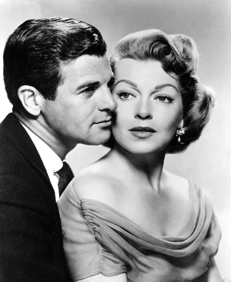 Lee Philips & Lana Turner