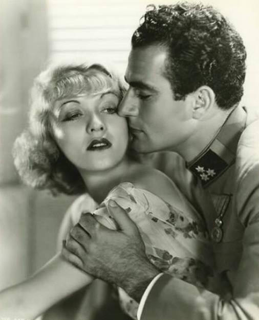 Constance Bennett & Gilbert Roland
