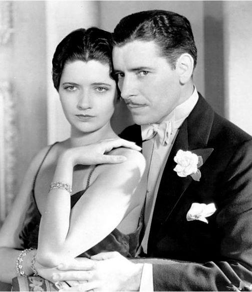 Ronald Colman & Kay Francis