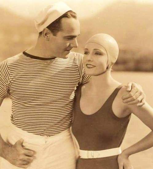 William Haines & Madge Evans