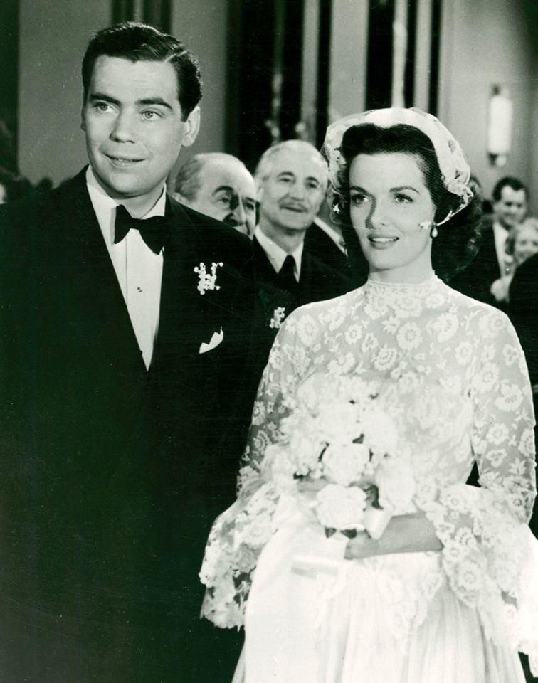Elliot Reid & Jane Russell