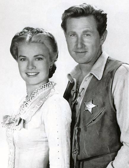 Grace Kelly & Lloyd Bridges