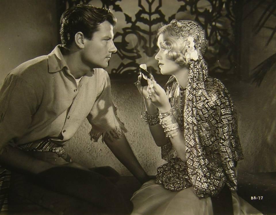 Joel McRea and Constance Bennett