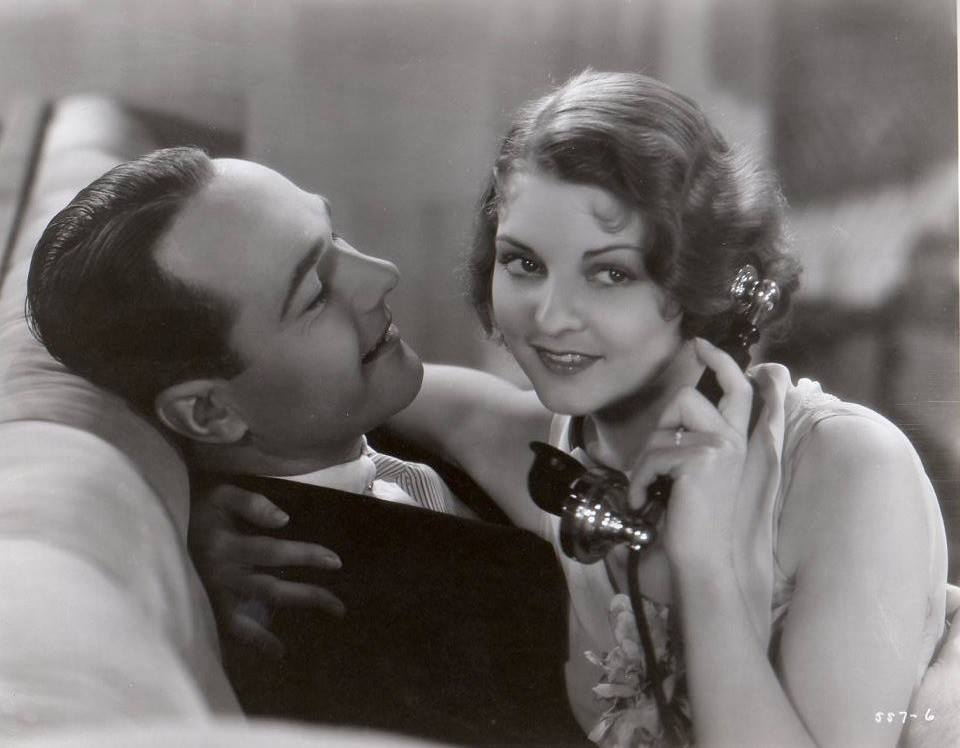 William Haines &  Lilian Bond