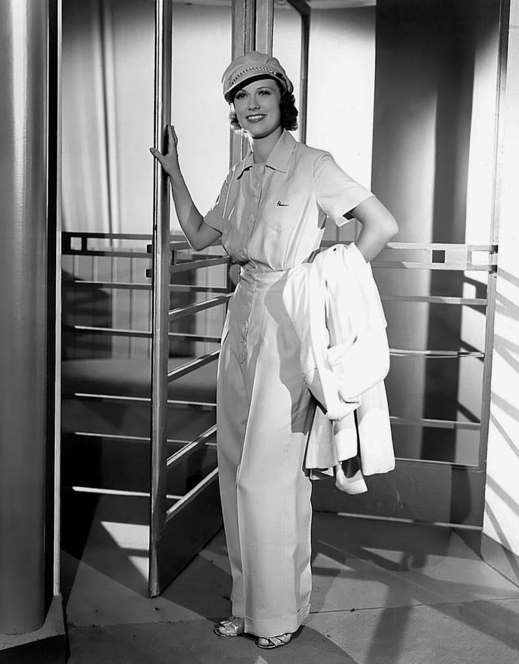 Eleanor Powell.