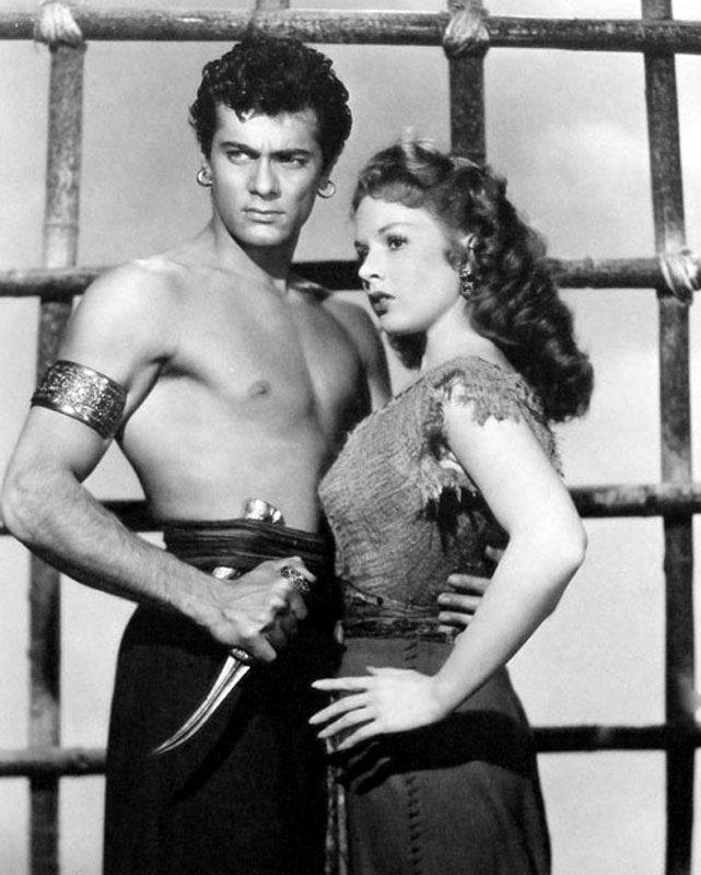 Tony Curtis & Piper Laurie