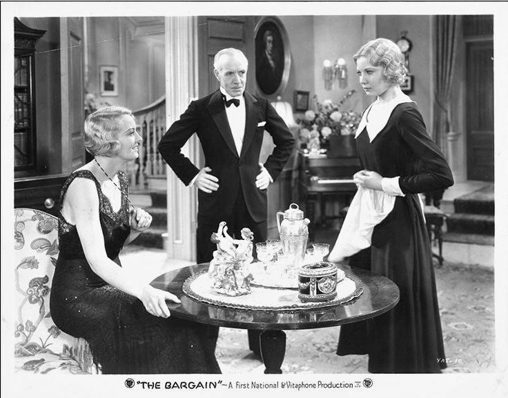Doris Kenyon, Lewis Stone, & Una Merkle