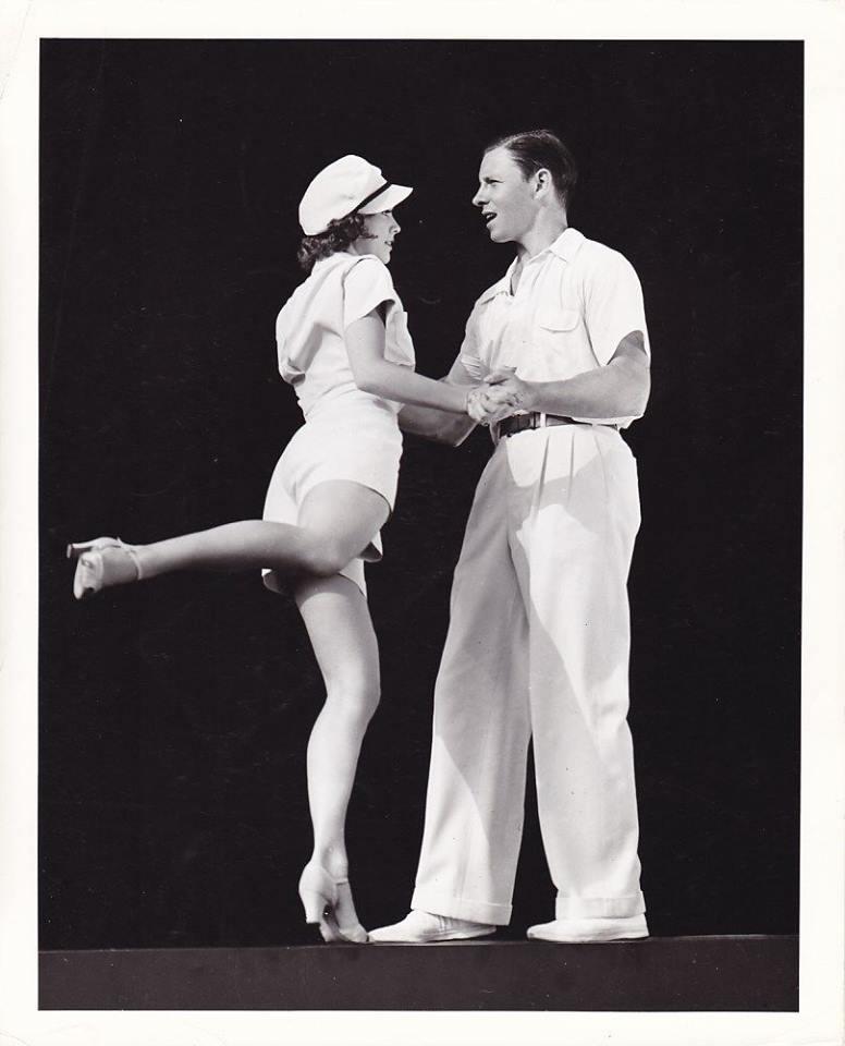 Eleanor Powell and George Murphy