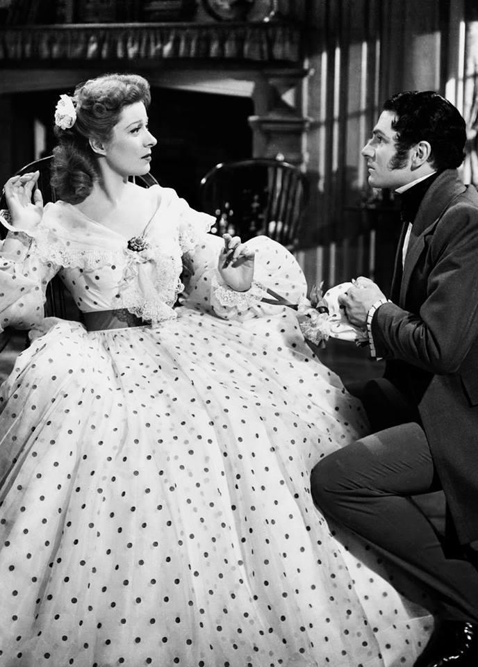 Greer Garson & Sir Laurence Olivier