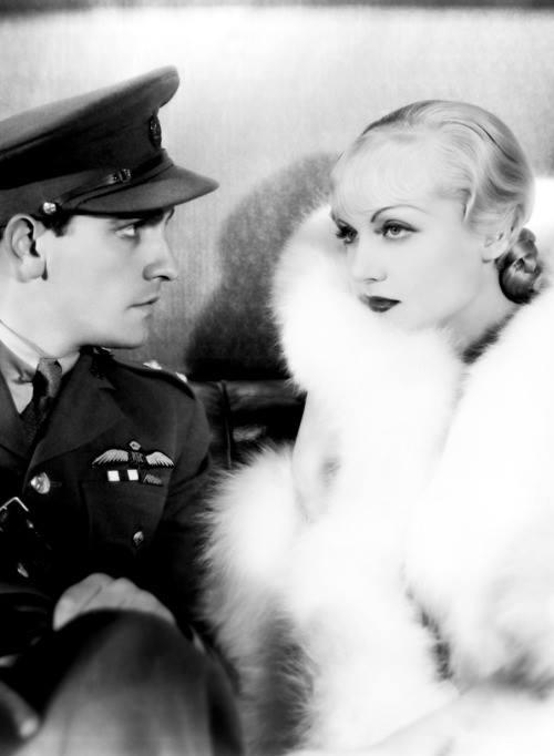 Fredric March & Carole Lombard
