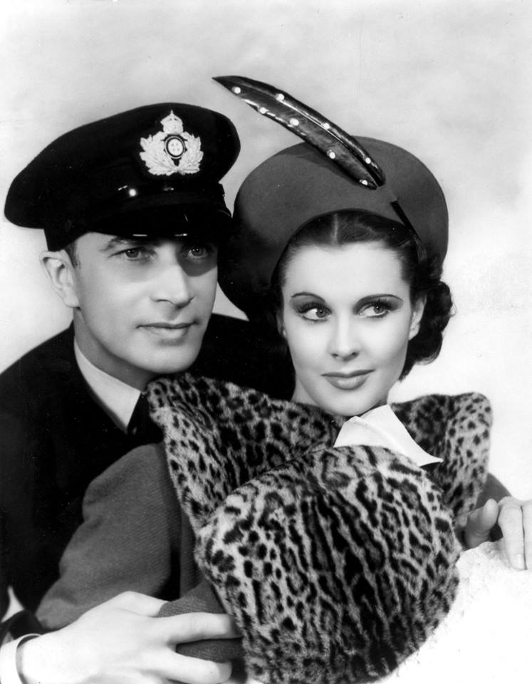 Conrad Veidt & Vivien Leigh