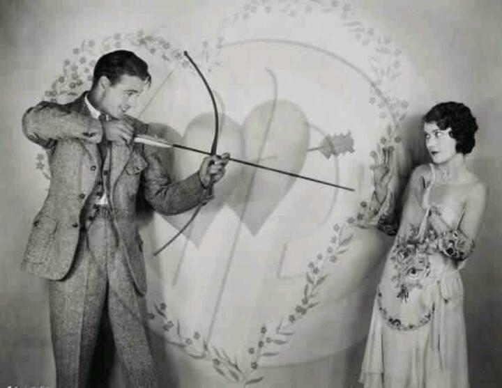 Gary Cooper and Fay Wray