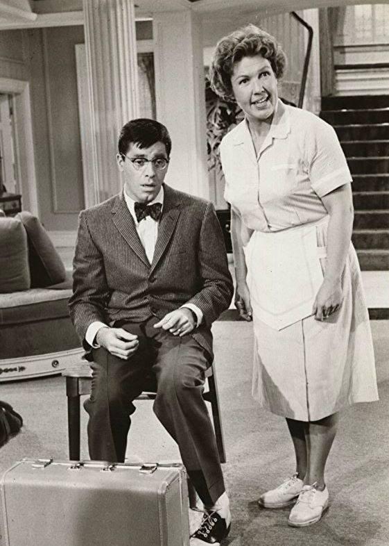 Jerry Lewis & Kathleen Freeman