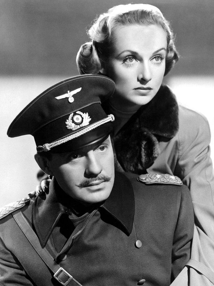 Jack Benny and Carole Lombard