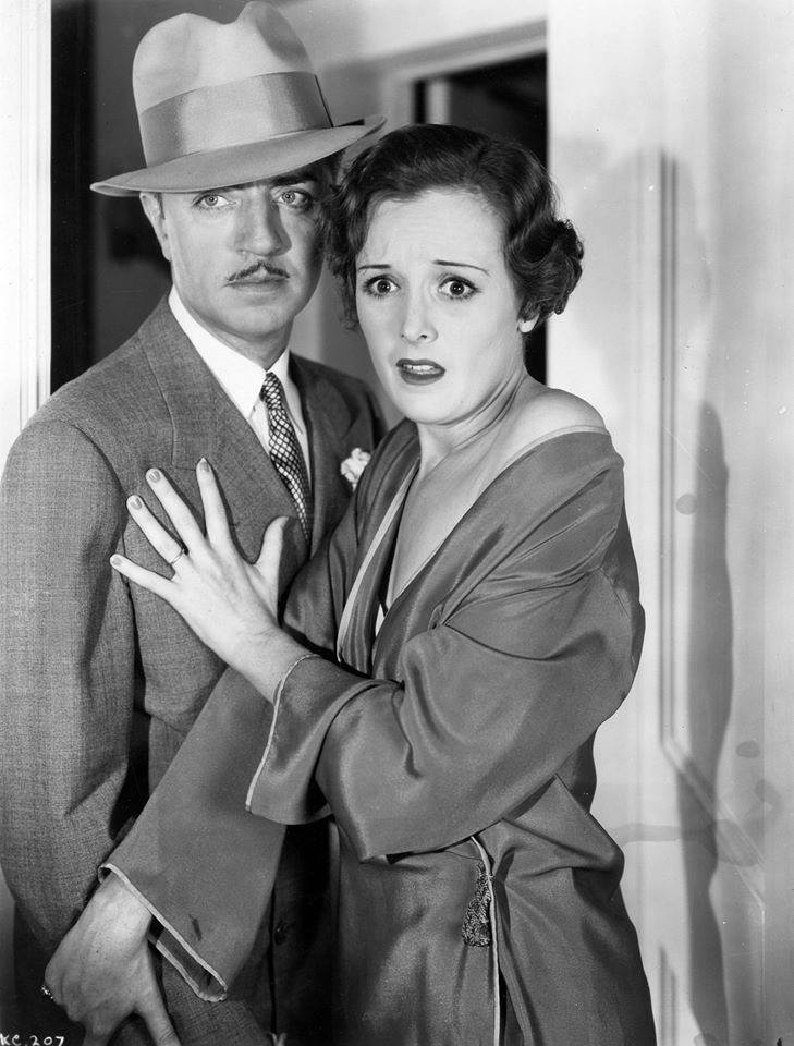 William Powell & Mary Astor