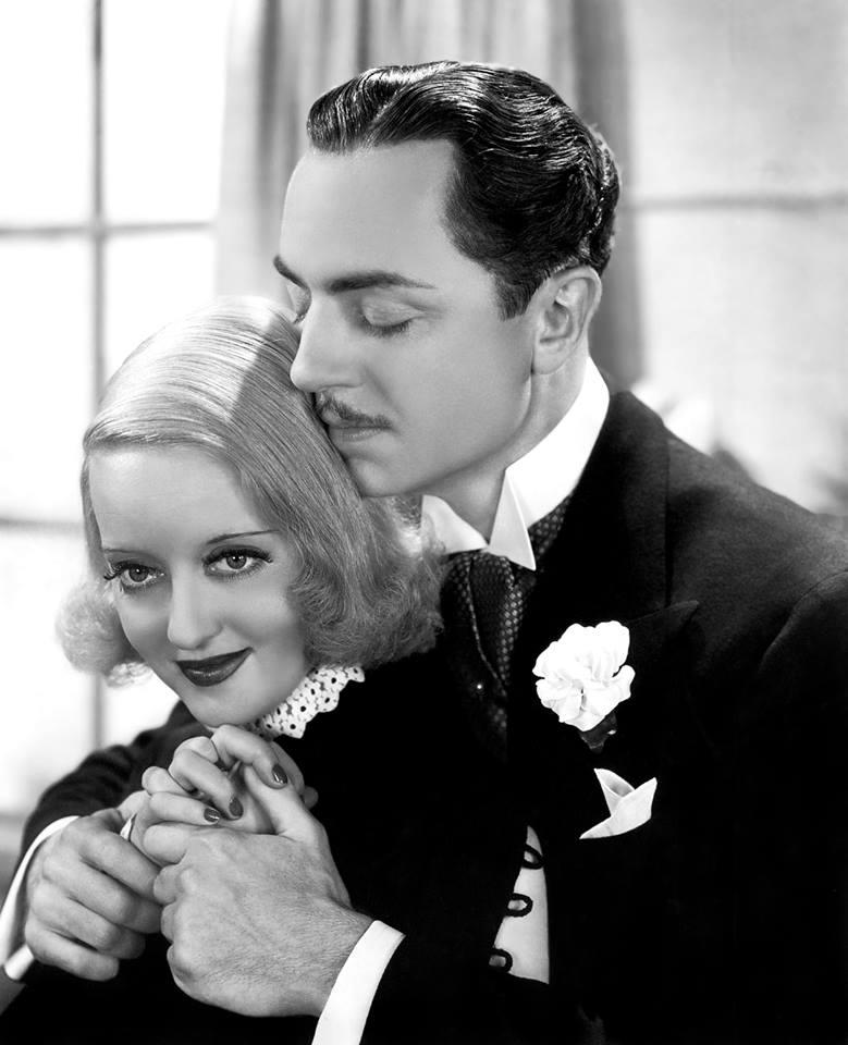 Bette Davis & William Powell