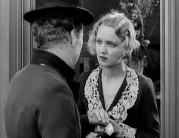 Virginia Cherrill and Charlie Chaplin