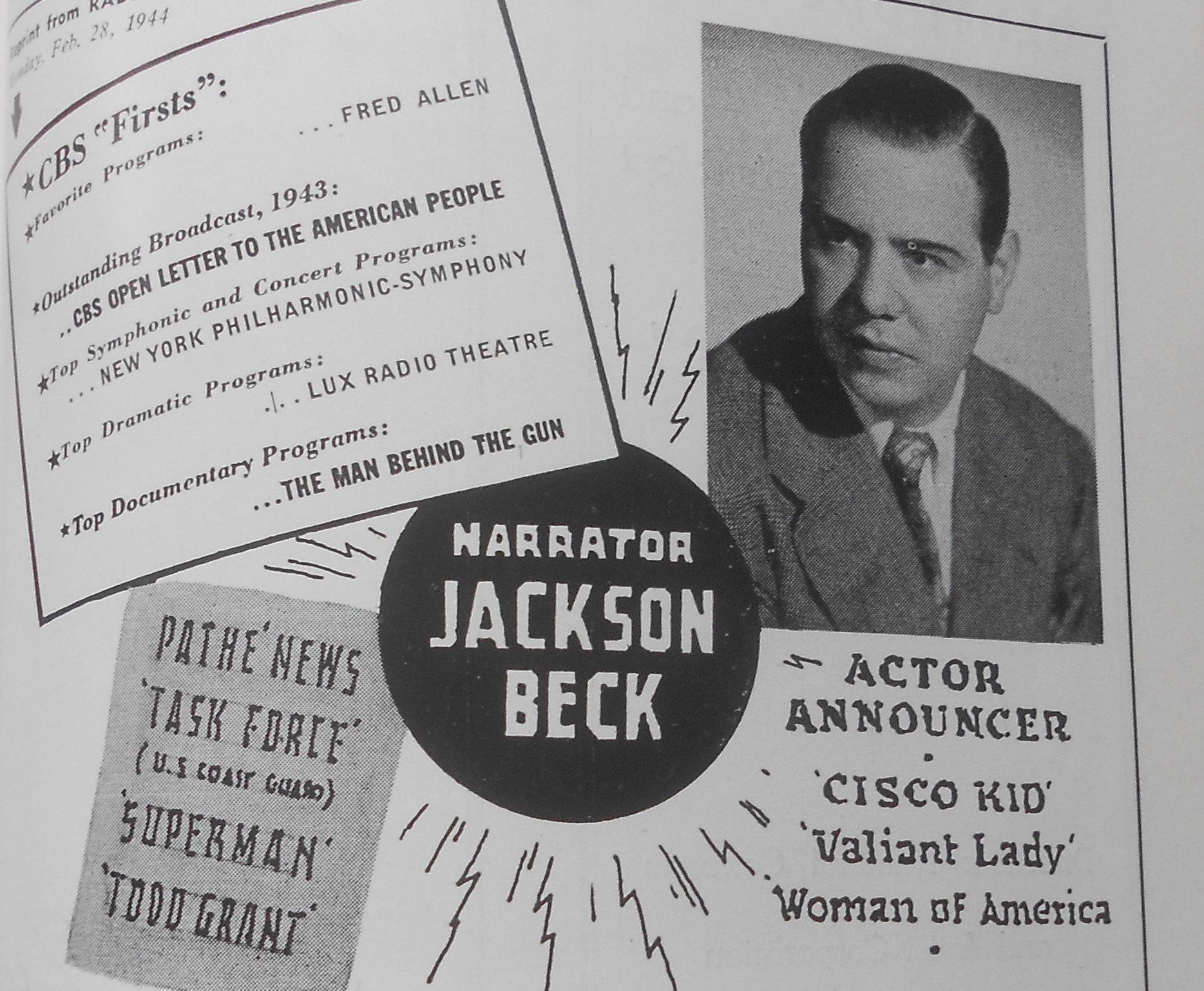 Jackson Beck image