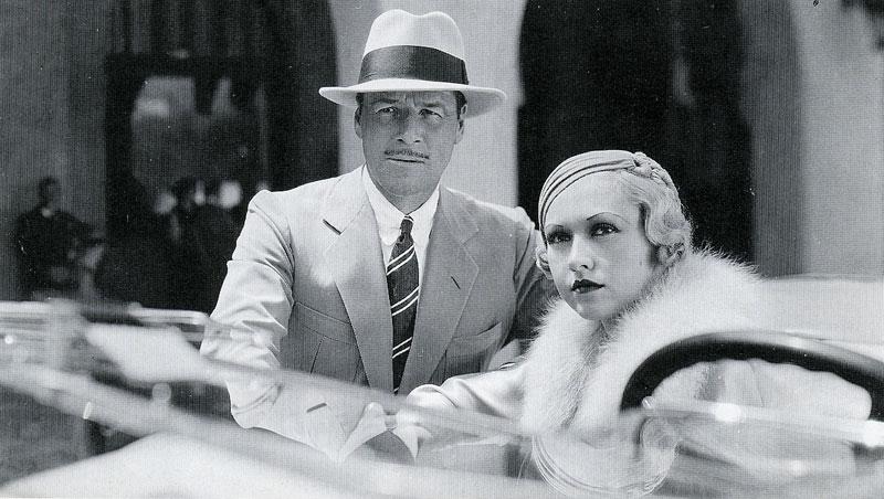 Jack Holt & Evalyn Knapp