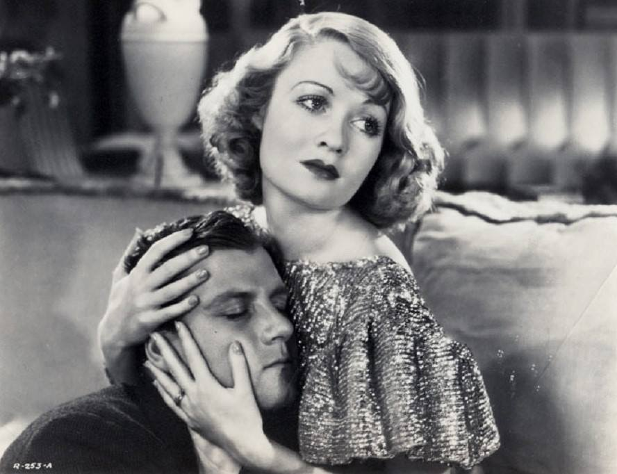 Constance Bennett & Joel McCrea