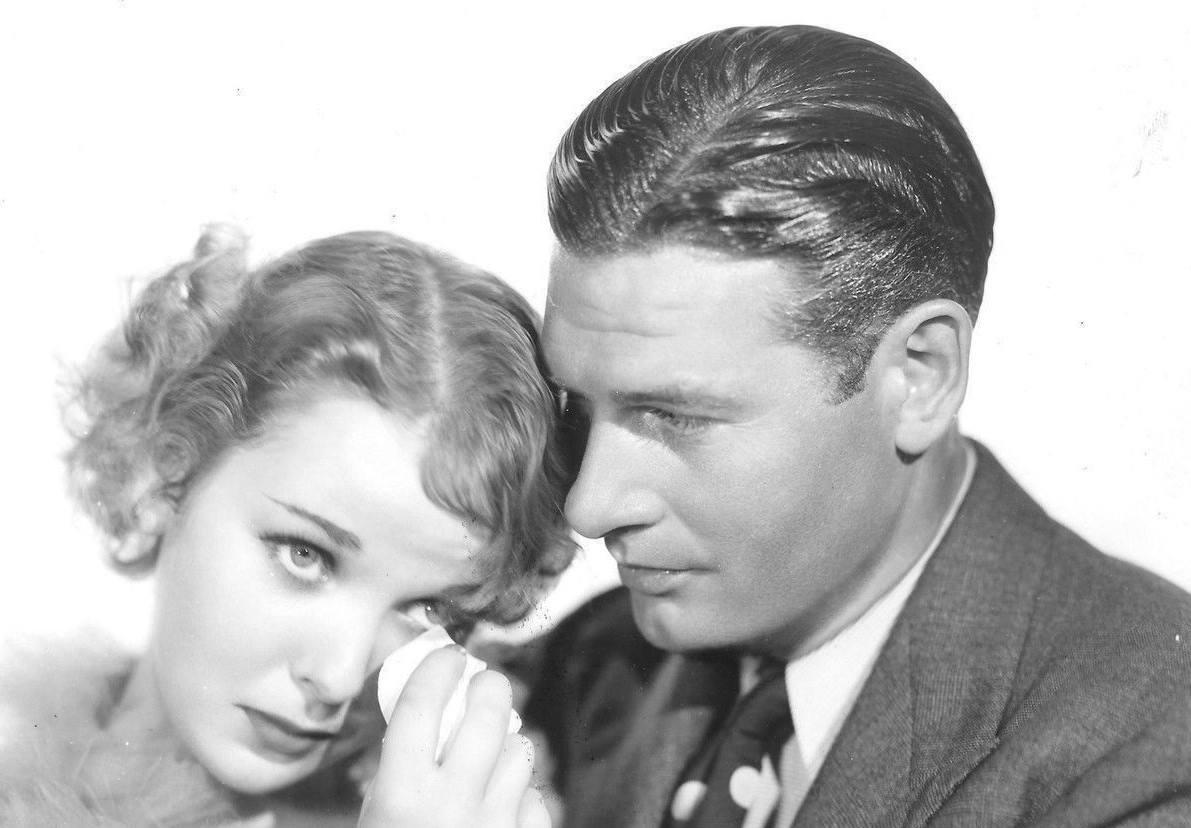 Ida Lupino and Richard Arlen