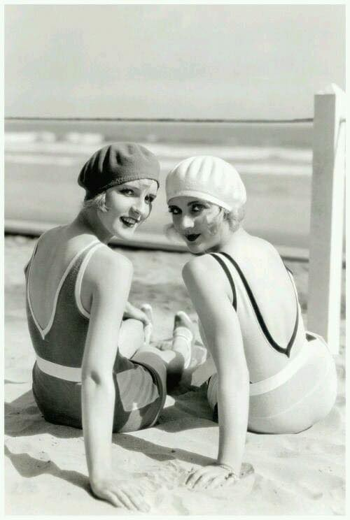 Diane Ellis & Carole Lombard