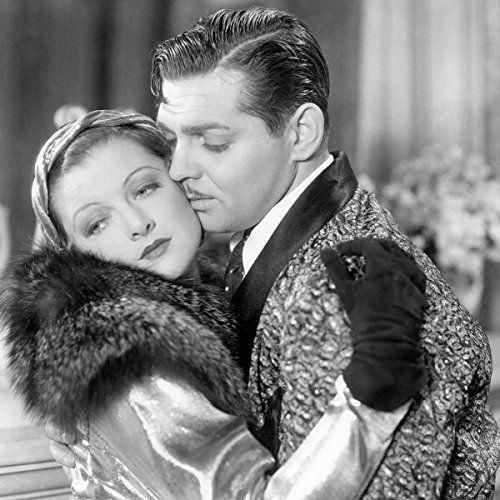 Myrna Loy & Clark Gable
