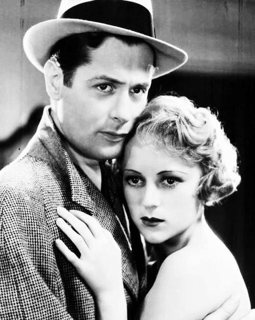 Robert Montgomery & Sally Eilers