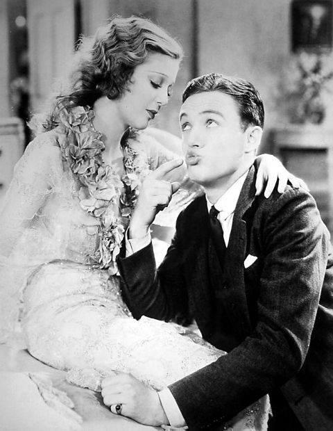 Loretta Young & Frank Albertson